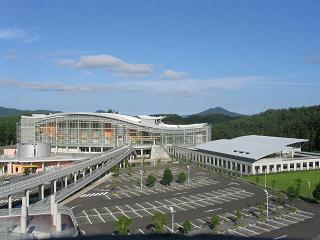 気仙沼市総合体育館(ケー・ウエ...